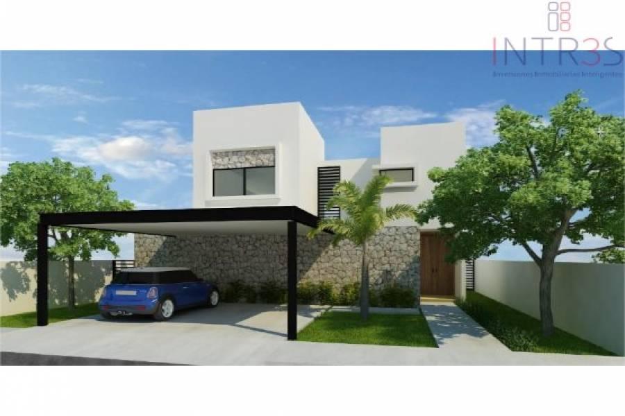 Mérida,Yucatán,México,3 Habitaciones Habitaciones,4 BañosBaños,Casas,KOMCHEN,2988