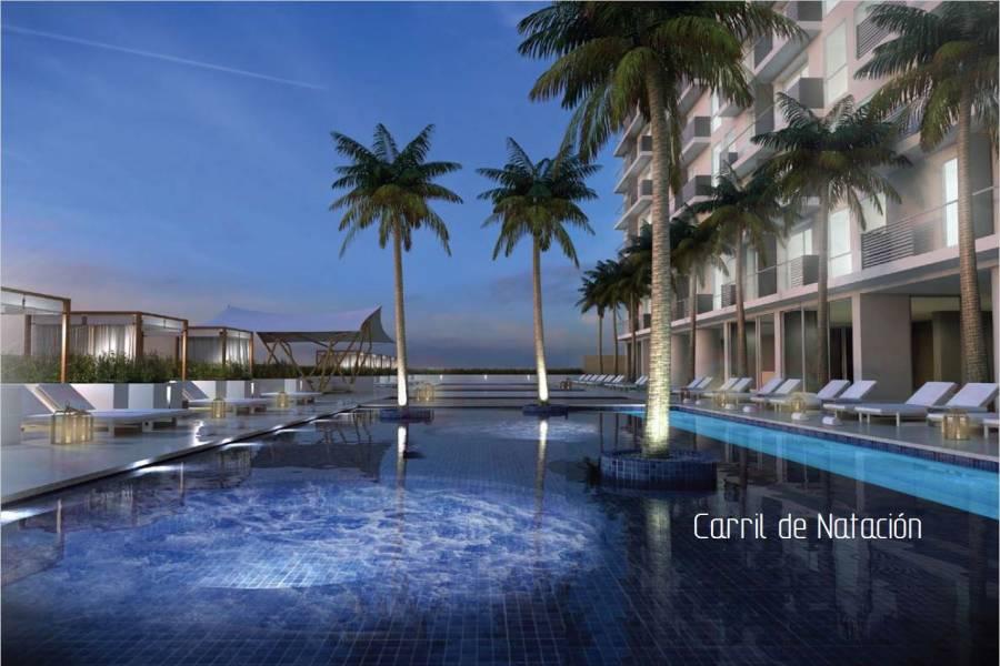 Cartagena,Bolívar,Colombia,2 Habitaciones Habitaciones,2 BañosBaños,Apartamentos,Park 54,Transversal 54 No. 40 - 161,2990