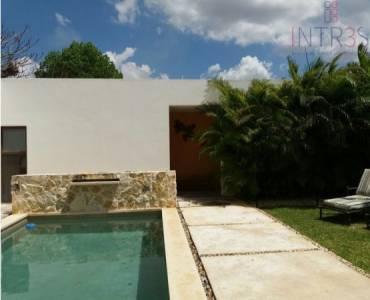 Mérida,Yucatán,México,4 Habitaciones Habitaciones,4 BañosBaños,Casas,CHOLUL,2991