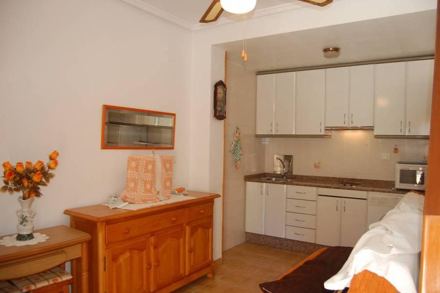 Santa Pola,Alicante,España,1 Dormitorio Bedrooms,1 BañoBathrooms,Bungalow,22259