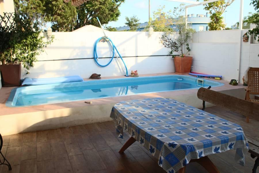 San Vicente del Raspeig,Alicante,España,3 Bedrooms Bedrooms,1 BañoBathrooms,Bungalow,22271