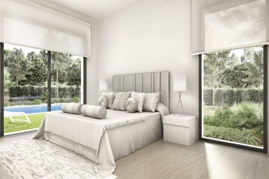 Orihuela Costa,Alicante,España,3 Bedrooms Bedrooms,2 BathroomsBathrooms,Casas,22291