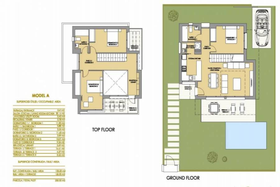 Algorfa,Alicante,España,3 Bedrooms Bedrooms,2 BathroomsBathrooms,Casas,22293