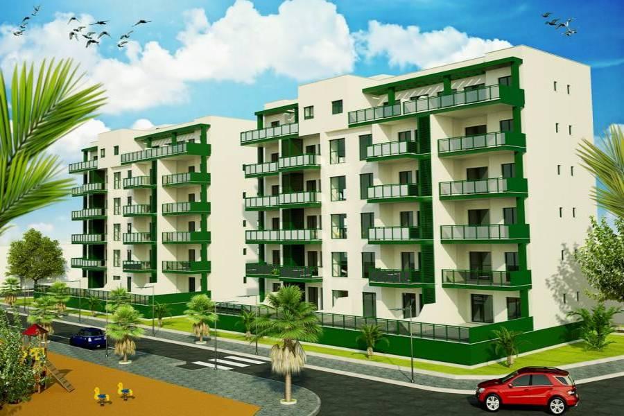 Pilar de la Horadada,Alicante,España,2 Bedrooms Bedrooms,2 BathroomsBathrooms,Apartamentos,22373