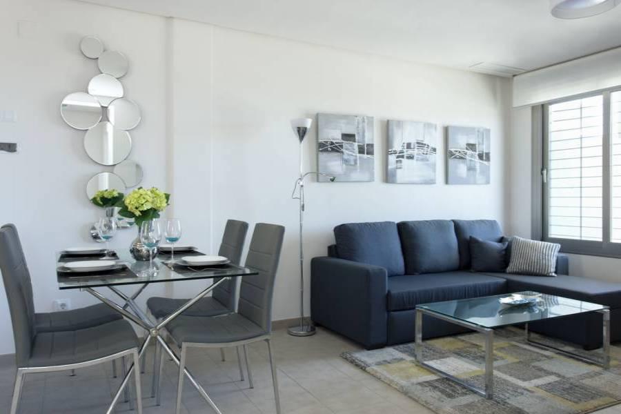 Torrevieja,Alicante,España,2 Bedrooms Bedrooms,2 BathroomsBathrooms,Bungalow,22379