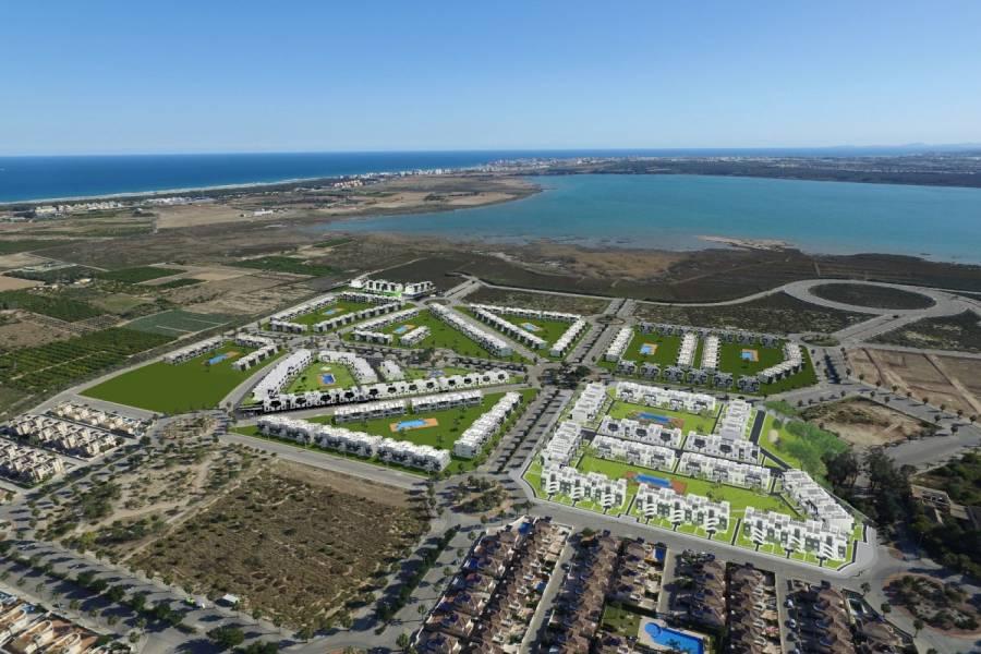 Guardamar del Segura,Alicante,España,1 Dormitorio Bedrooms,1 BañoBathrooms,Apartamentos,22387