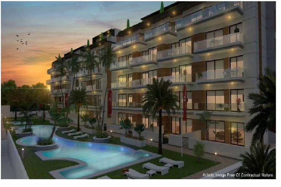 Guardamar del Segura,Alicante,España,2 Bedrooms Bedrooms,2 BathroomsBathrooms,Apartamentos,22393