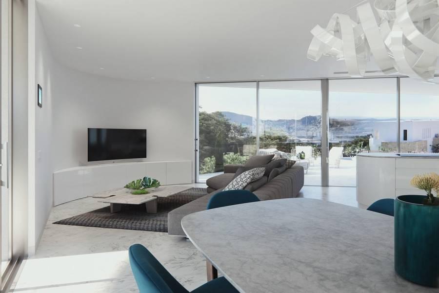 Finestrat,Alicante,España,4 Bedrooms Bedrooms,5 BathroomsBathrooms,Casas,22410