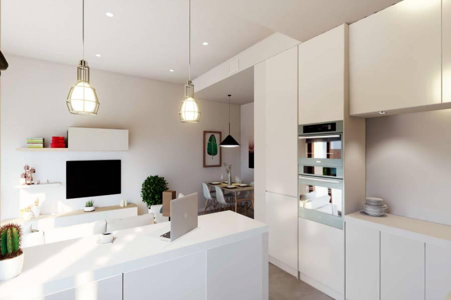 Pilar de la Horadada,Alicante,España,3 Bedrooms Bedrooms,2 BathroomsBathrooms,Casas,22417