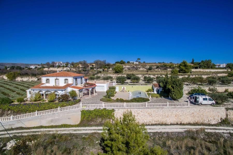 Teulada,Alicante,España,5 Bedrooms Bedrooms,4 BathroomsBathrooms,Lotes-Terrenos,22432
