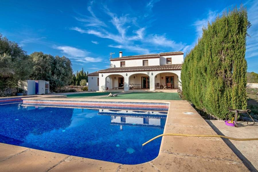Benissa,Alicante,España,3 Bedrooms Bedrooms,2 BathroomsBathrooms,Lotes-Terrenos,22434