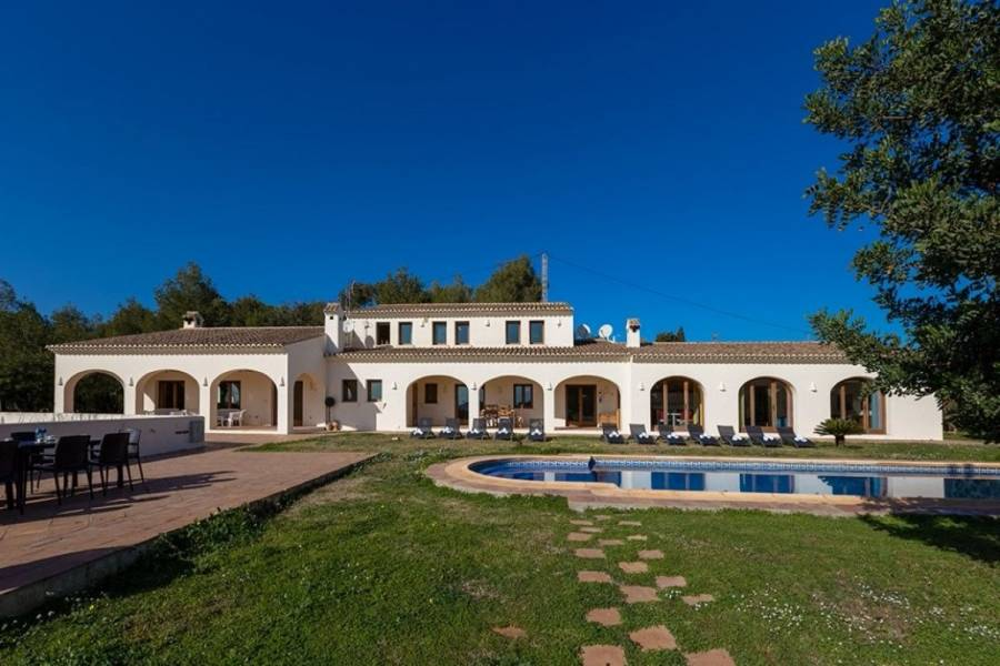 Benissa,Alicante,España,7 Bedrooms Bedrooms,7 BathroomsBathrooms,Lotes-Terrenos,22435