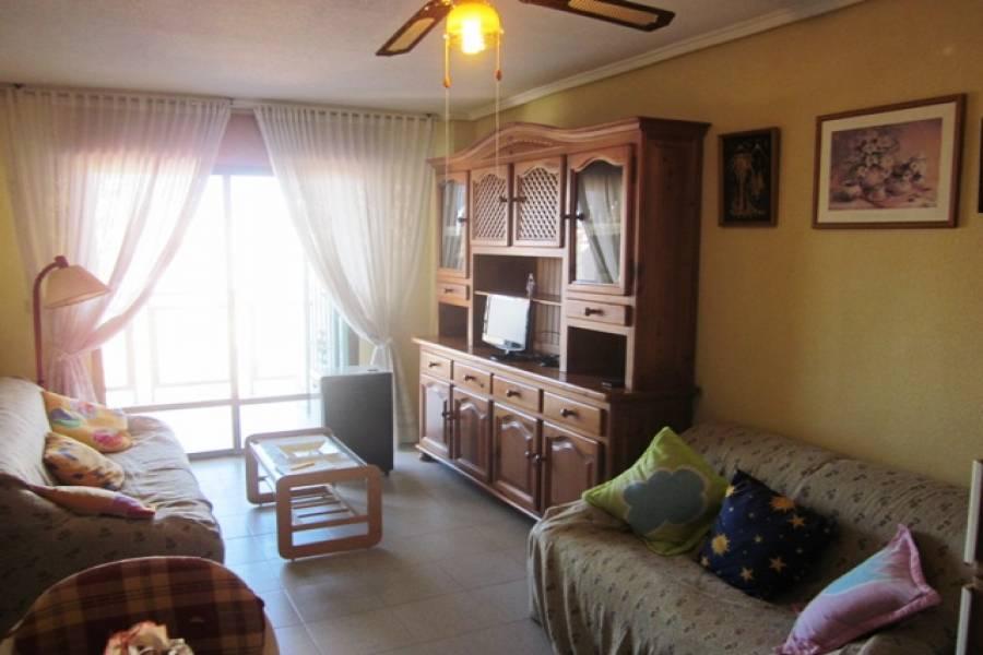 Torrevieja,Alicante,España,3 Bedrooms Bedrooms,1 BañoBathrooms,Apartamentos,22517