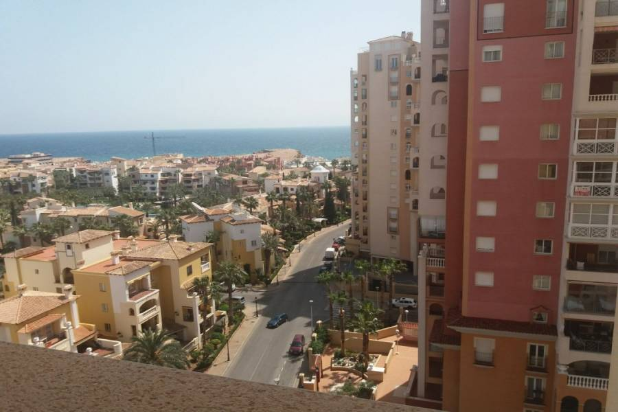 Torrevieja,Alicante,España,2 Bedrooms Bedrooms,2 BathroomsBathrooms,Apartamentos,24175