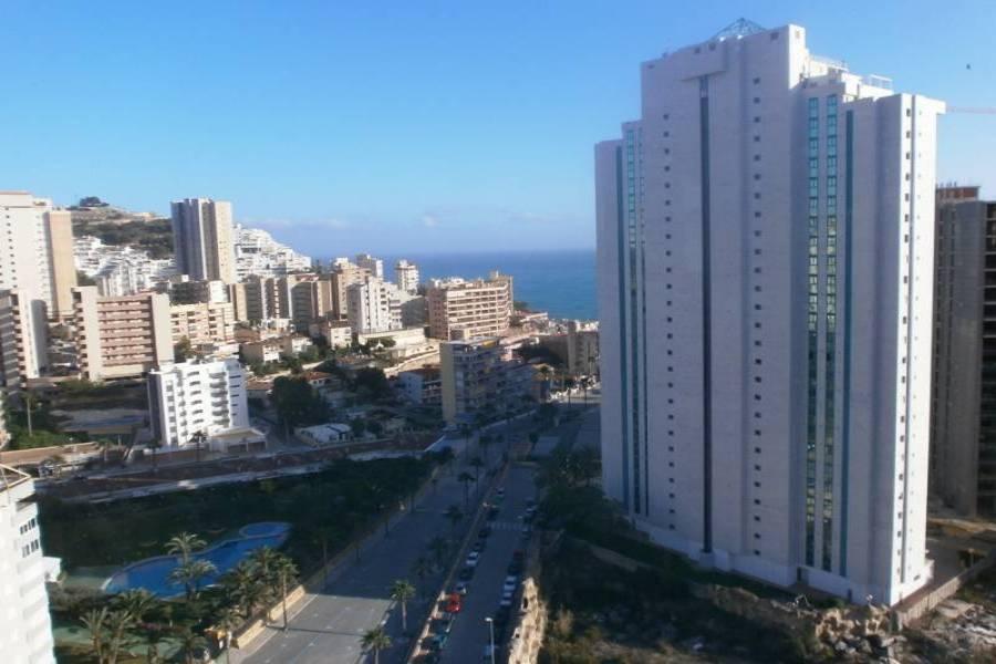 Finestrat,Alicante,España,2 Bedrooms Bedrooms,2 BathroomsBathrooms,Apartamentos,24220