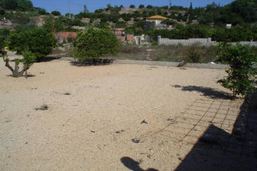 La Nucia,Alicante,España,Lotes-Terrenos,24232