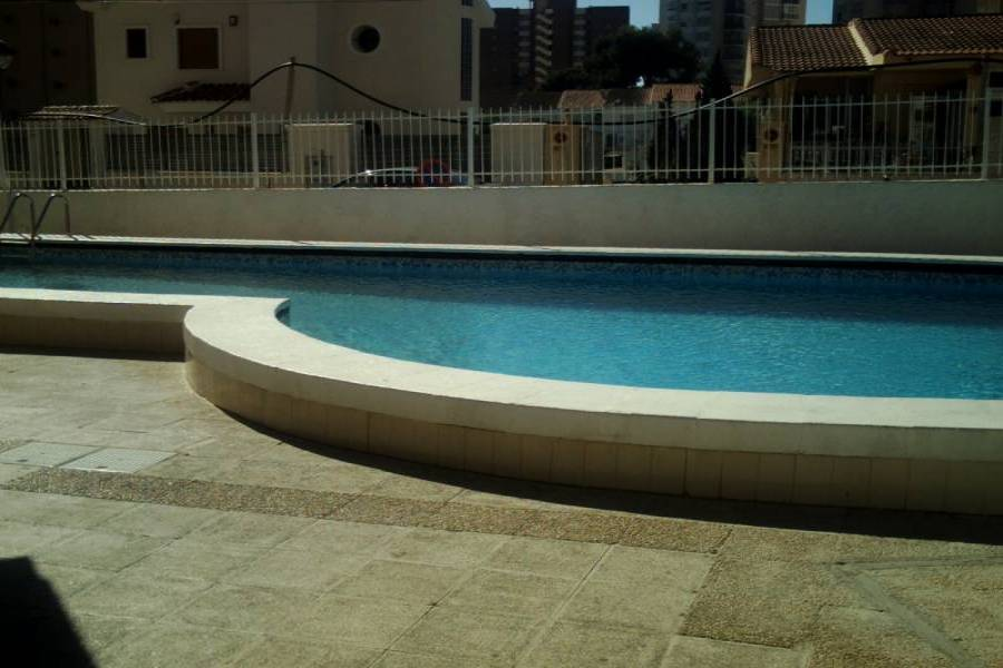 Benidorm,Alicante,España,1 Dormitorio Bedrooms,1 BañoBathrooms,Apartamentos,24236