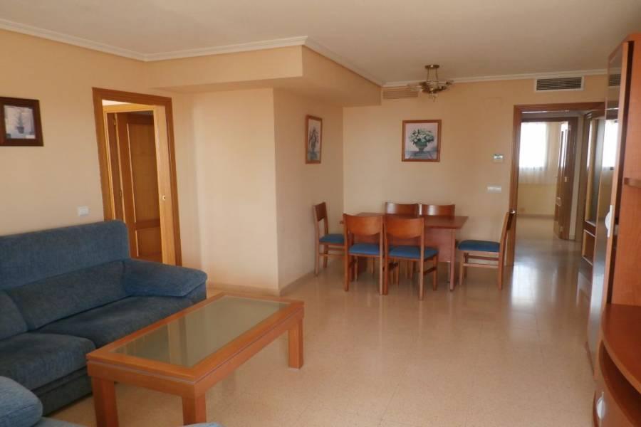 Benidorm,Alicante,España,3 Bedrooms Bedrooms,2 BathroomsBathrooms,Atico,24237