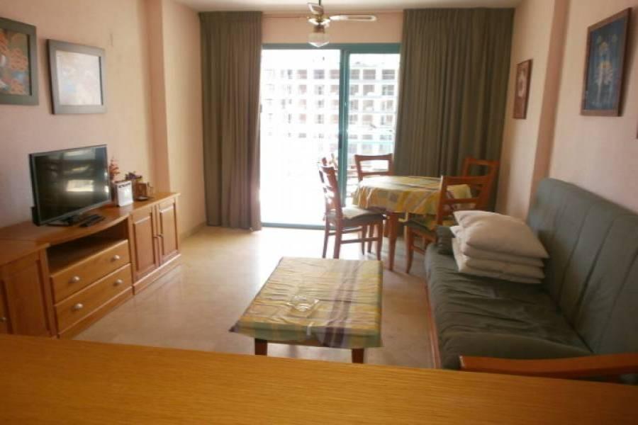 Villajoyosa,Alicante,España,1 Dormitorio Bedrooms,1 BañoBathrooms,Apartamentos,24248