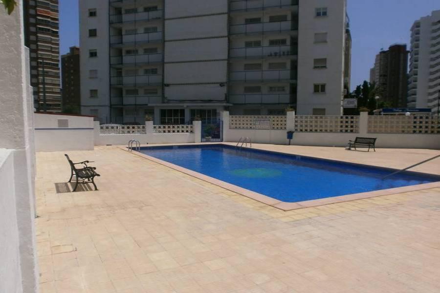 Benidorm,Alicante,España,2 Bedrooms Bedrooms,1 BañoBathrooms,Apartamentos,24264
