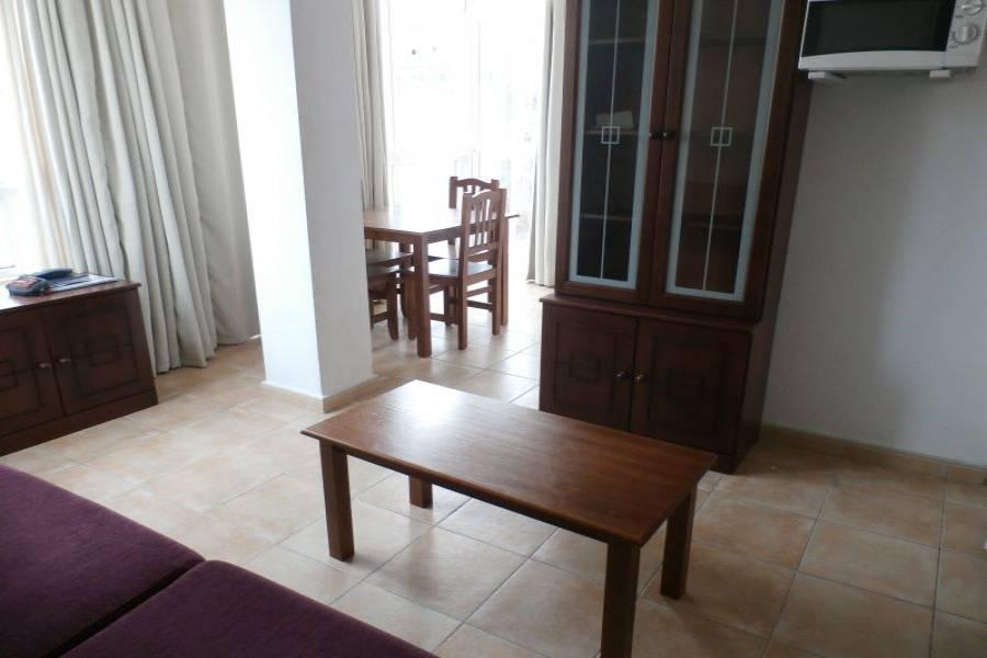 Benidorm,Alicante,España,1 Dormitorio Bedrooms,1 BañoBathrooms,Apartamentos,24266
