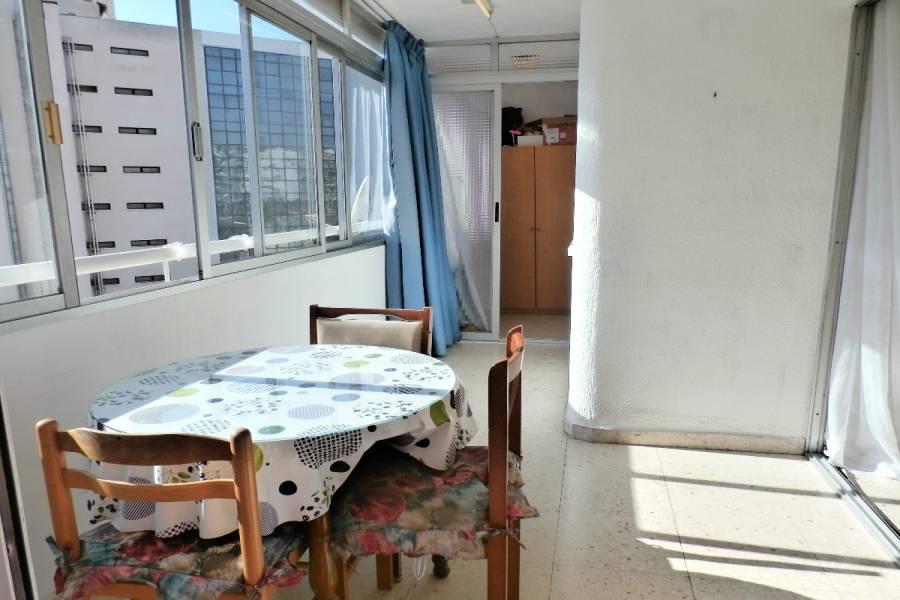Benidorm,Alicante,España,2 Bedrooms Bedrooms,1 BañoBathrooms,Apartamentos,24286