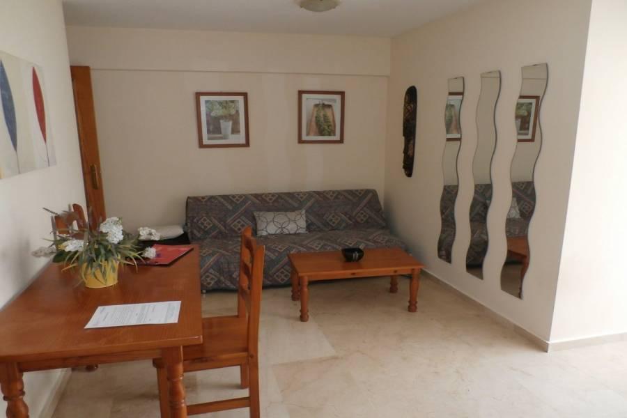 Benidorm,Alicante,España,1 Dormitorio Bedrooms,1 BañoBathrooms,Apartamentos,24287