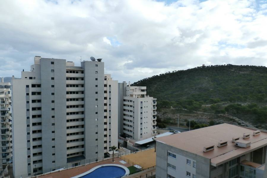 Finestrat,Alicante,España,1 Dormitorio Bedrooms,1 BañoBathrooms,Apartamentos,24291