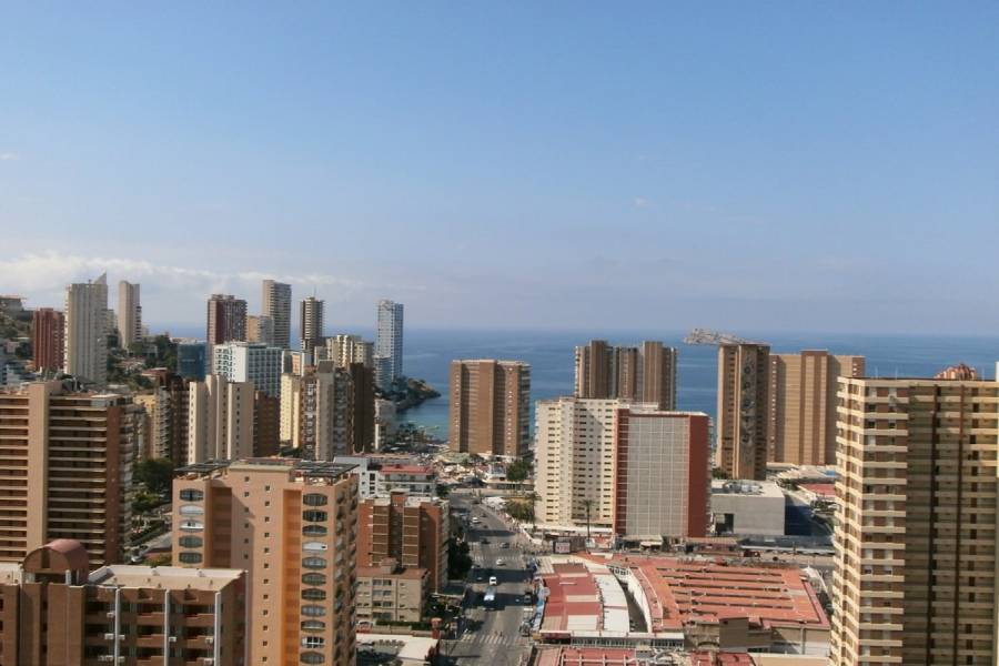 Benidorm,Alicante,España,2 Bedrooms Bedrooms,2 BathroomsBathrooms,Apartamentos,24300