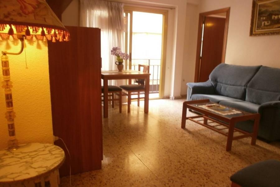Benidorm,Alicante,España,2 Bedrooms Bedrooms,1 BañoBathrooms,Apartamentos,24306