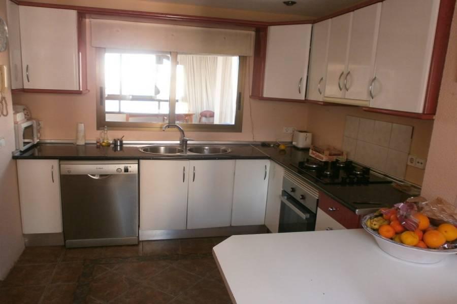 Benidorm,Alicante,España,2 Bedrooms Bedrooms,2 BathroomsBathrooms,Atico,24317