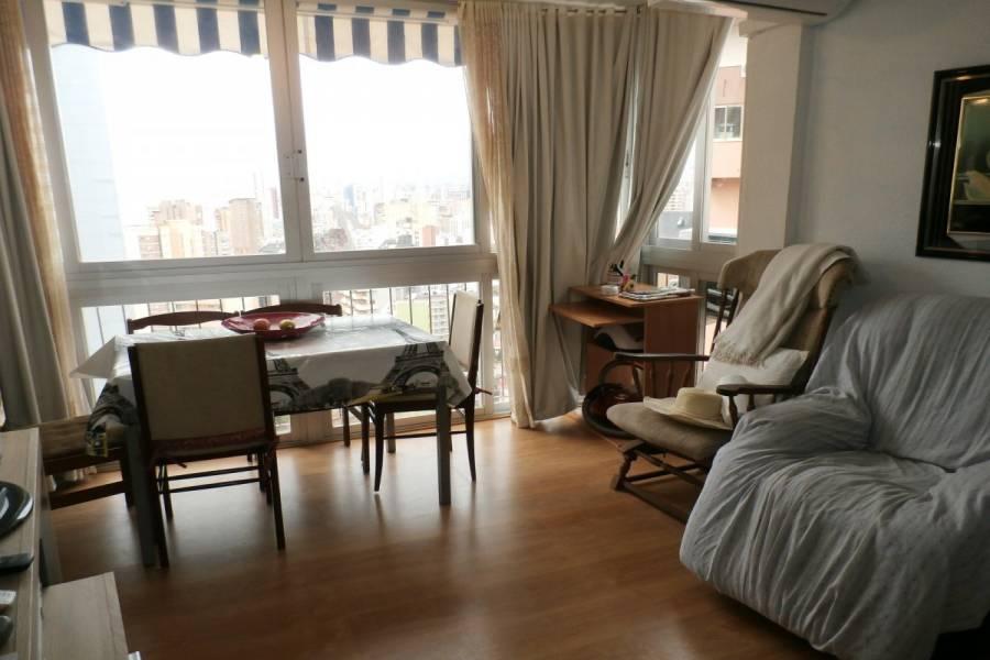 Benidorm,Alicante,España,3 Bedrooms Bedrooms,1 BañoBathrooms,Apartamentos,24319