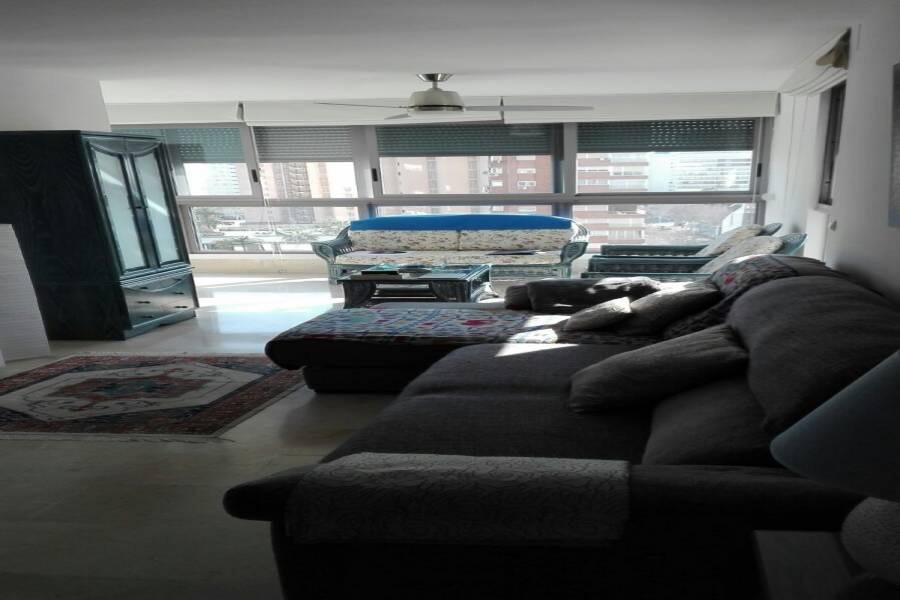 Benidorm,Alicante,España,2 Bedrooms Bedrooms,2 BathroomsBathrooms,Apartamentos,24328