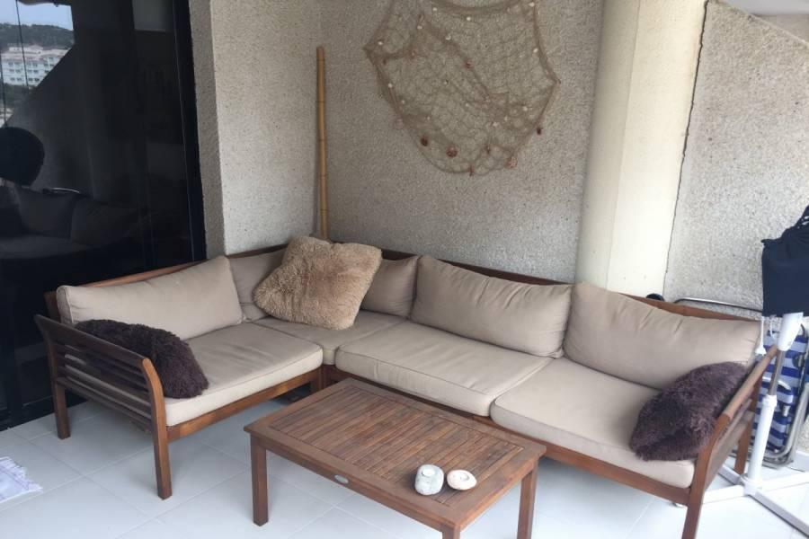 Finestrat,Alicante,España,1 Dormitorio Bedrooms,1 BañoBathrooms,Apartamentos,24332