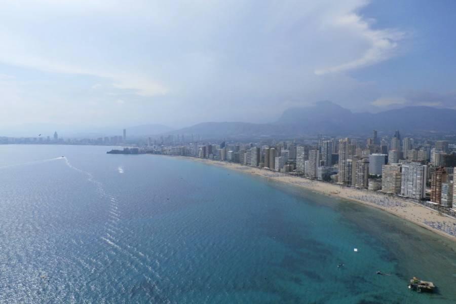 Benidorm,Alicante,España,1 Dormitorio Bedrooms,1 BañoBathrooms,Apartamentos,24343