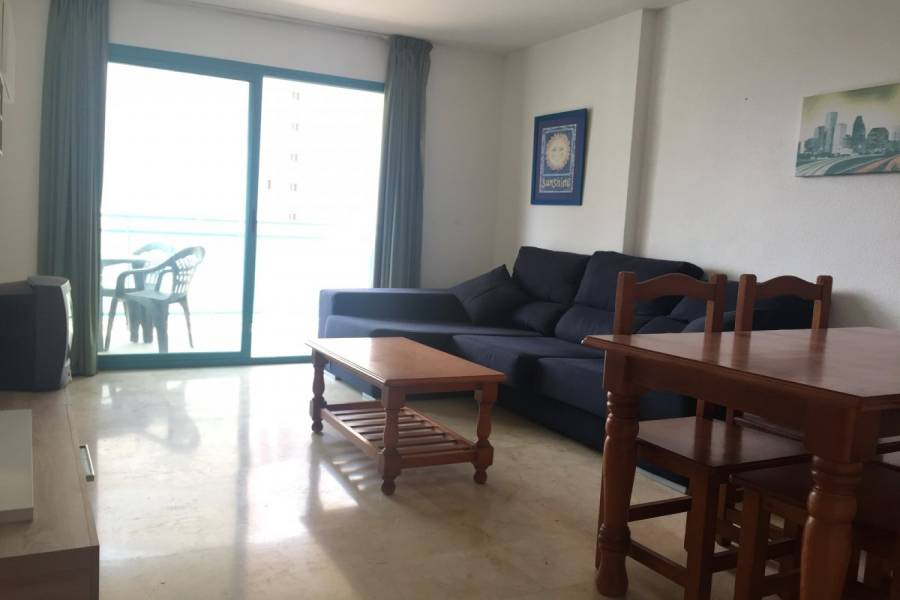 Finestrat,Alicante,España,1 Dormitorio Bedrooms,1 BañoBathrooms,Apartamentos,24348