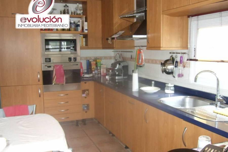 La Nucia,Alicante,España,3 Bedrooms Bedrooms,2 BathroomsBathrooms,Adosada,24365