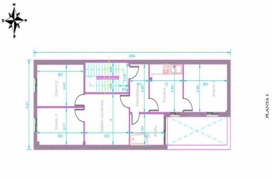 Elche,Alicante,España,9 Bedrooms Bedrooms,3 BathroomsBathrooms,Lotes-Terrenos,24370