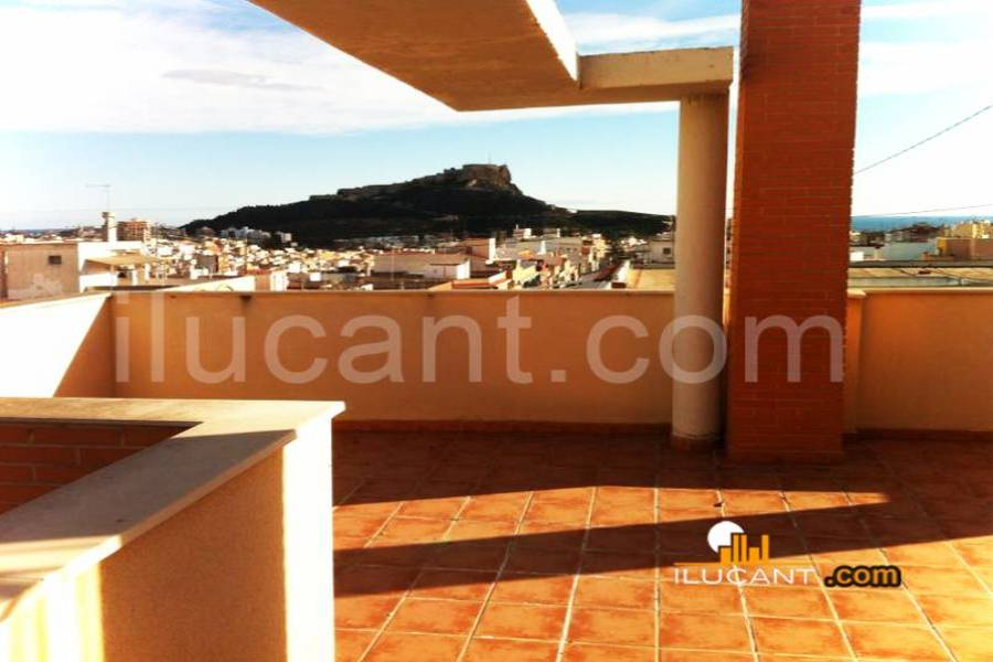 Alicante,Alicante,España,3 Bedrooms Bedrooms,2 BathroomsBathrooms,Atico,24380