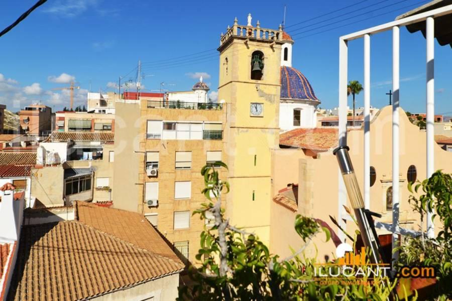 Villafranqueza,Alicante,España,2 Bedrooms Bedrooms,1 BañoBathrooms,Atico,24392