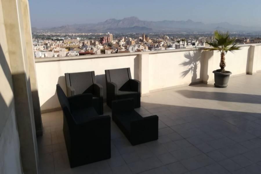 Aspe,Alicante,España,3 Bedrooms Bedrooms,2 BathroomsBathrooms,Atico,24415
