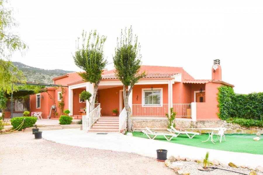 Hondón de las Nieves,Alicante,España,3 Bedrooms Bedrooms,1 BañoBathrooms,Casas,24422