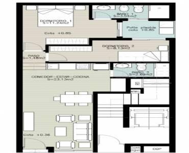 Elche,Alicante,España,2 Bedrooms Bedrooms,2 BathroomsBathrooms,Planta baja,24434