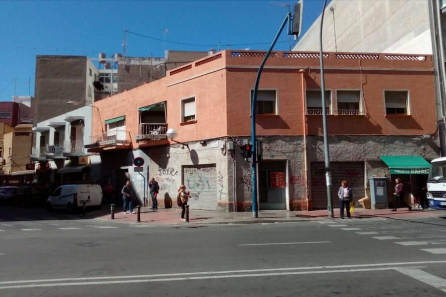 Alicante,Alicante,España,8 Bedrooms Bedrooms,4 BathroomsBathrooms,Lotes-Terrenos,24440