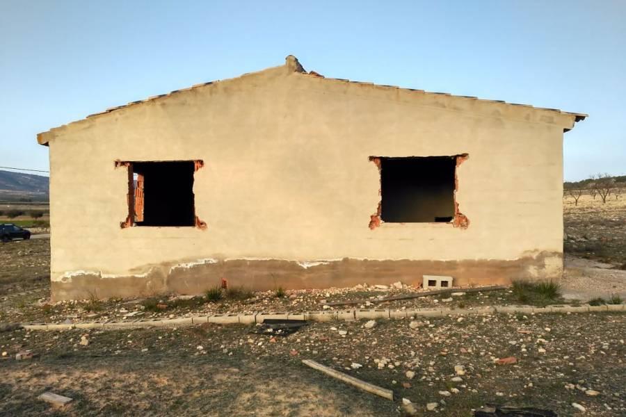Campo de Mirra,Alicante,España,1 Dormitorio Bedrooms,1 BañoBathrooms,Casas,24468