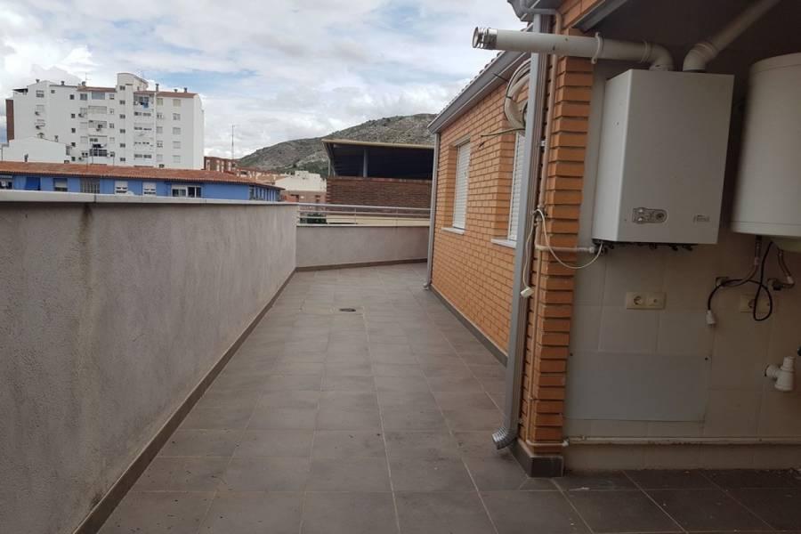 Villena,Alicante,España,3 Bedrooms Bedrooms,2 BathroomsBathrooms,Atico,24495