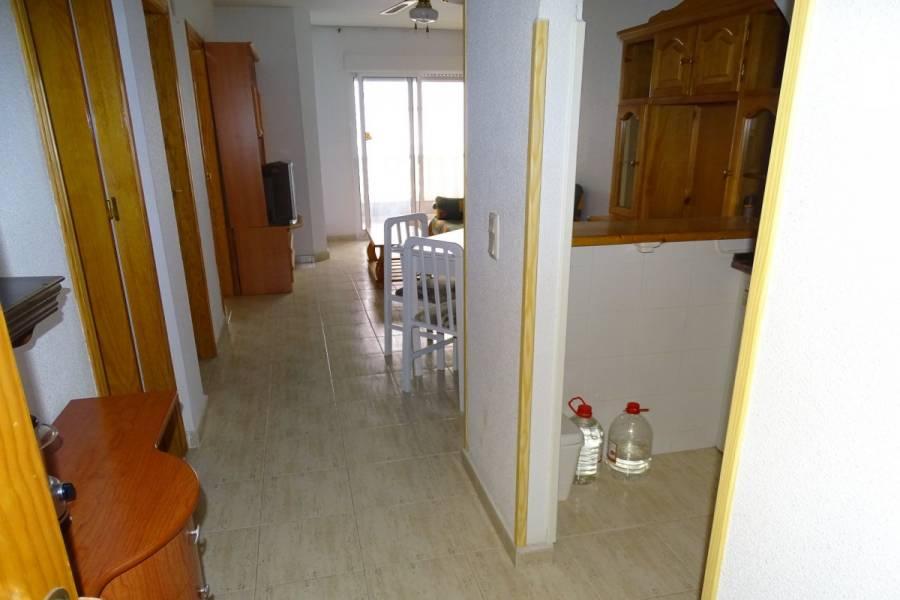 Torrevieja,Alicante,España,2 Bedrooms Bedrooms,1 BañoBathrooms,Apartamentos,24525