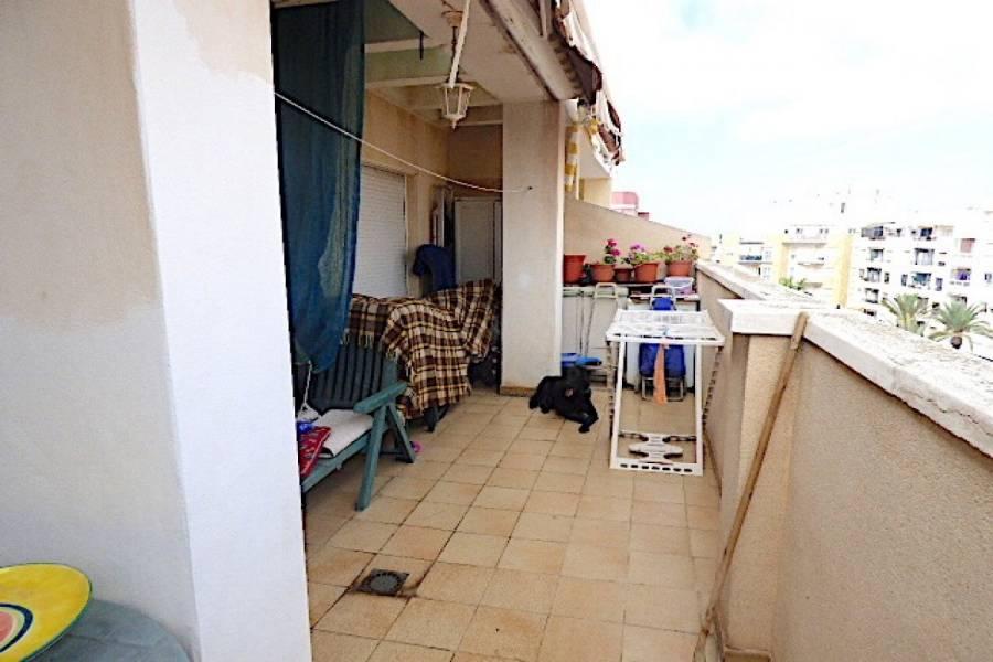 Torrevieja,Alicante,España,3 Bedrooms Bedrooms,2 BathroomsBathrooms,Atico,24527