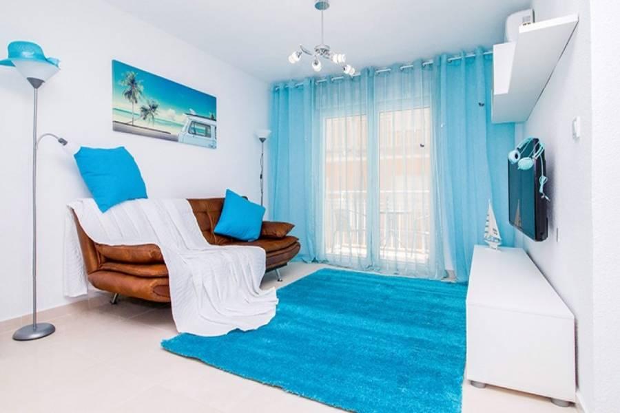 Torrevieja,Alicante,España,2 Bedrooms Bedrooms,1 BañoBathrooms,Apartamentos,24546