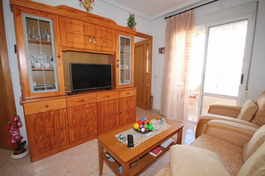 Torrevieja,Alicante,España,3 Bedrooms Bedrooms,1 BañoBathrooms,Atico,24584